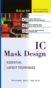 IC Mask Design ebook by Kobo.Web.Store.Products.Fields.ContributorFieldViewModel