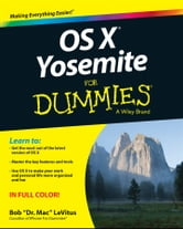 OS X Yosemite For Dummies ebook by Bob LeVitus
