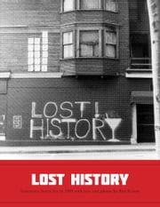 Lost History - Vancouver Street Art in 1985 ebook by Ron Kearse
