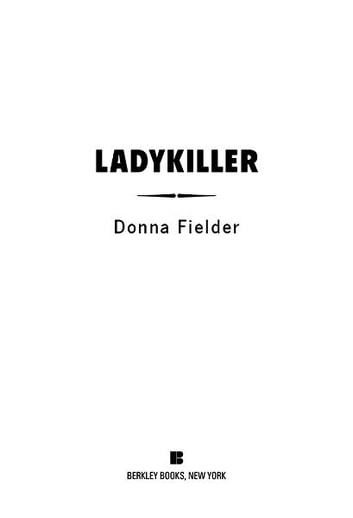 Ladykiller ebook by Donna Fielder