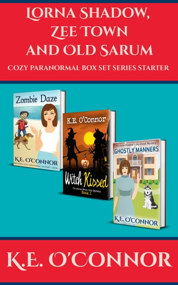 Cozy mystery box set series starter ebook by K E O'Connor