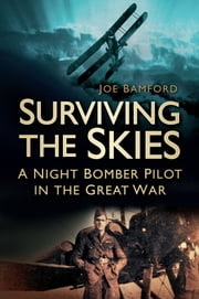 Surviving the Skies - A Night Bomber Pilot in the Great War ebook by Joe Bamford