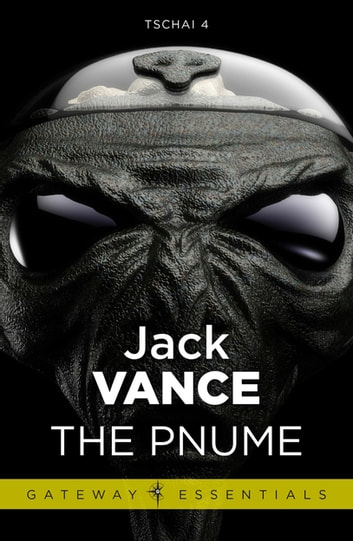 The Pnume ebook by Jack Vance