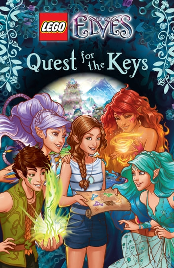 LEGO® ELVES: Quest for the Keys ebook by Stacia  Deutsch