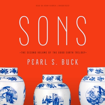 Sons audiobook by Pearl S. Buck