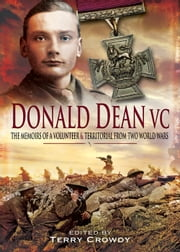 Donald Dean VC ebook by Terry Crowdy,Susan Bavin