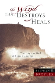 The Wind That Destroys and Heals - Trusting the God of Sorrow and Joy ebook by Stephen E. Broyles