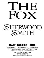The Fox - Book Two of Inda ebook by Sherwood Smith
