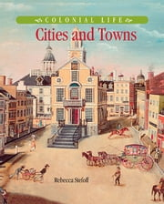 Cities and Towns ebook by Rebecca Stefoff
