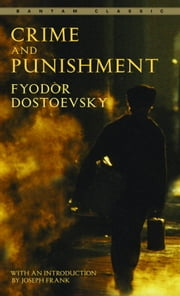 Crime and Punishment ebook by Fyodor Dostoevsky,Constance Garnett