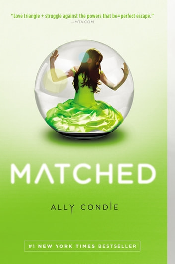 Matched ebook by ally condie 9781101558461 rakuten kobo matched ebook by ally condie fandeluxe Choice Image