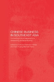 Chinese Business in Southeast Asia ebook by Terence Gomez,Hsin-Huang Michael Hsiao