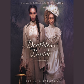 Deathless Divide audiobook by Justina Ireland