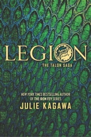 Legion ebook by Julie Kagawa