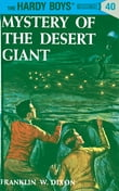 Hardy Boys 40: Mystery of the Desert Giant