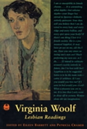 Virginia Woolf - Lesbian Readings ebook by Eileen Barrett,Patricia Cramer