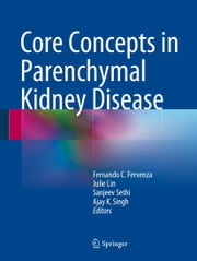 Core Concepts in Parenchymal Kidney Disease ebook by Fernando C. Fervenza,Julie Lin,Sanjeev Sethi,Ajay K. Singh