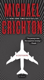 Airframe ebook by Michael Crichton