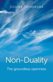 Non-Duality - The Groundless Openness ebook by Douwe Tiemersma