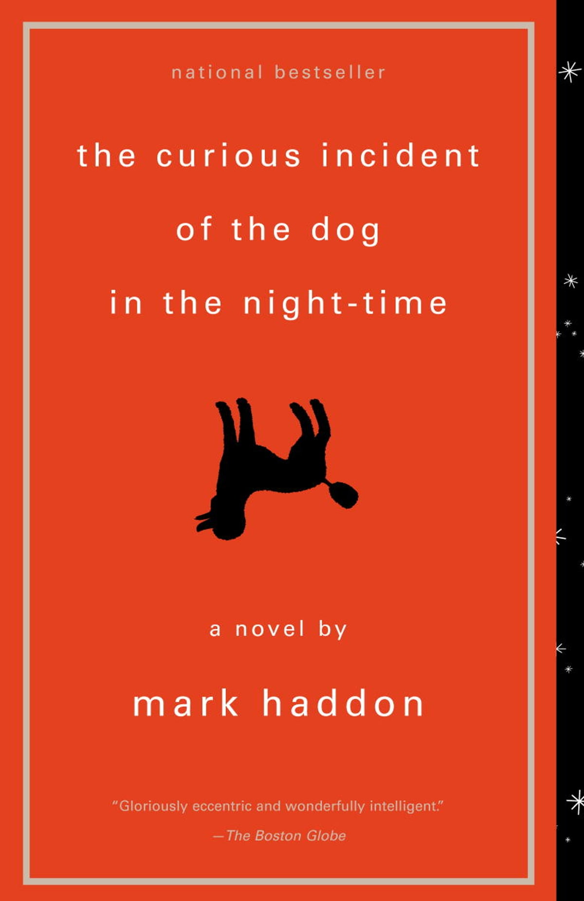 the curious incident of the dog in the night-time by mark haddon essay The curious incident of the dog in the night-time  mark haddon has said of the curious incident,  the curious incident of the dog in the night-time by mark haddon.