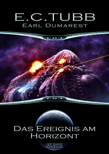 Earl Dumarest 26: Das Ereignis am Horizont ebook by E. C. Tubb