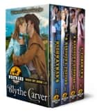 Westward Hearts Box Set Books 1-4 - Westward Hearts Box Set, #1 e-bog by Blythe Carver