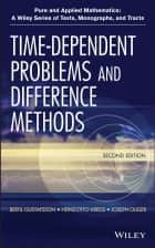 Time-Dependent Problems and Difference Methods ebook by Bertil Gustafsson, Heinz-Otto Kreiss, Joseph Oliger