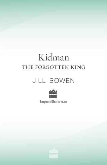 Kidman The Forgotten King ebook by Jill Bowen