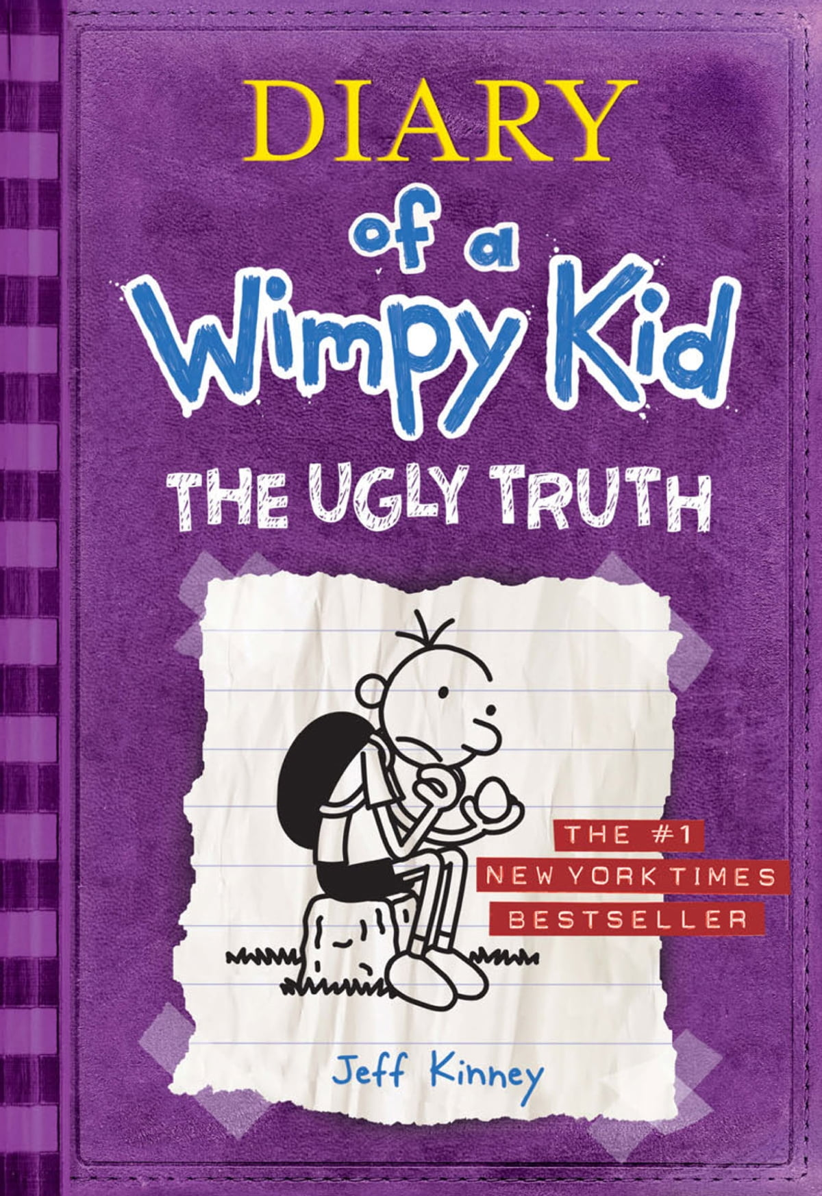 The Ugly Truth Diary Of A Wimpy Kid 5 Ebook By Jeff Kinney 9781613122488 Rakuten Kobo United States