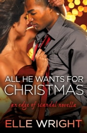 All He Wants for Christmas - A Novella ebook by Elle Wright