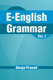 E- English Grammar ebook by Durga Prasad