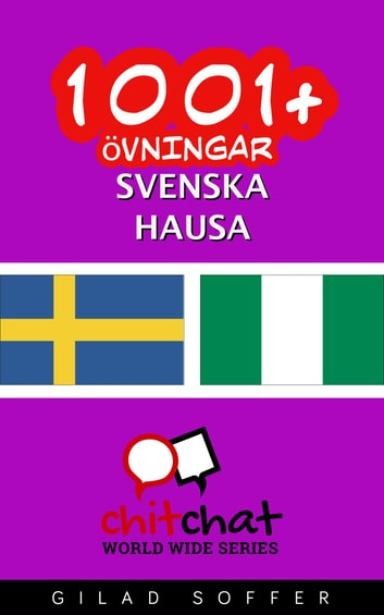 1001+ övningar svenska - Hausa ebook by Gilad Soffer
