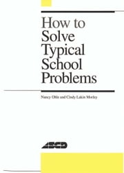 How to Solve Typical School Problems ebook by Ohle, Nancy