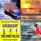 Three Women Thrillers - Three separate strong women making dangerous choices audiobook by Eileen Enwright Hodgetts, Nancy Batko, Graham Hodgetts