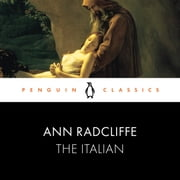 The Italian audiobook by Ann Radcliffe