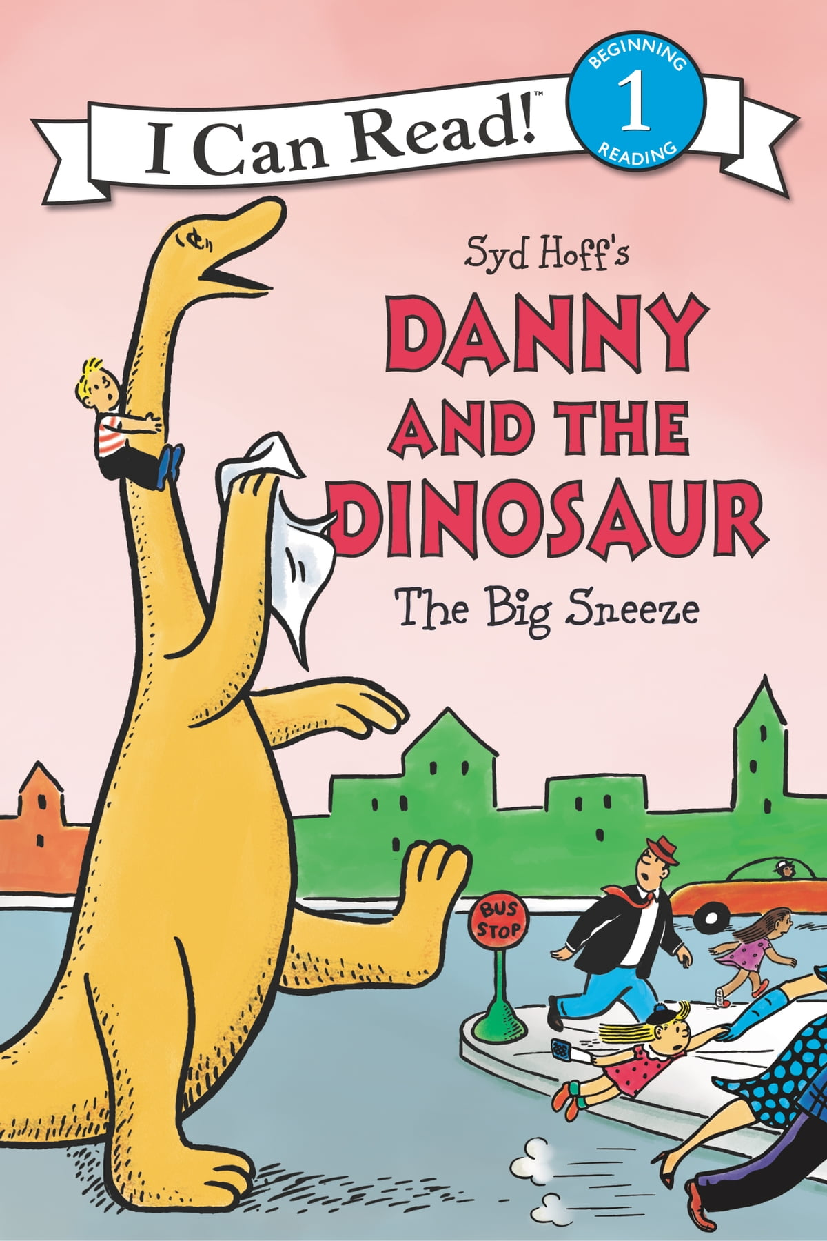 Danny and the Dinosaur