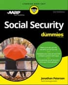 Social Security For Dummies ebook by Jonathan Peterson