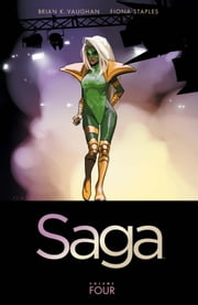 Saga, Vol. 4 ebook by Brian K. Vaughan,Fiona Staples