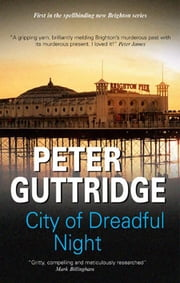 City of Dreadful Night ebook by Peter Guttridge
