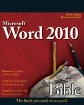 Word 2010 Bible ebook by Herb Tyson