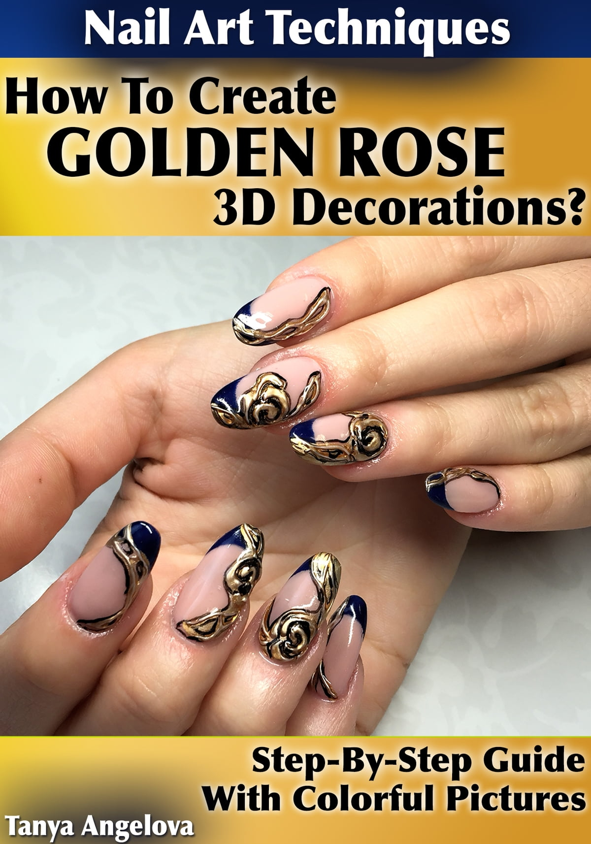 Nail Art Techniques: How To Create \