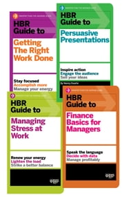 The HBR Guides Collection (8 Books) (HBR Guide Series) ebook by Nancy Duarte,Bryan A. Garner,Harvard Business Review