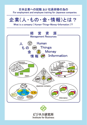 企業(人・もの・金・情報)とは? What is a company(Human・Things・Money・Information)? ebook by 豊田重臣