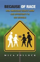 Because of Race - How Americans Debate Harm and Opportunity in Our Schools ebook by Mica Pollock