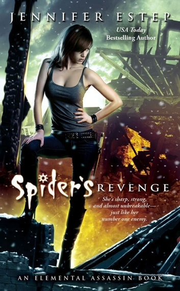 Spider's Revenge ebook by Jennifer Estep