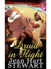 Druid in Flight ebook by Jean Hart Stewart
