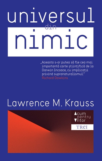 Universul din nimic ebook by Krauss Lawrence M.