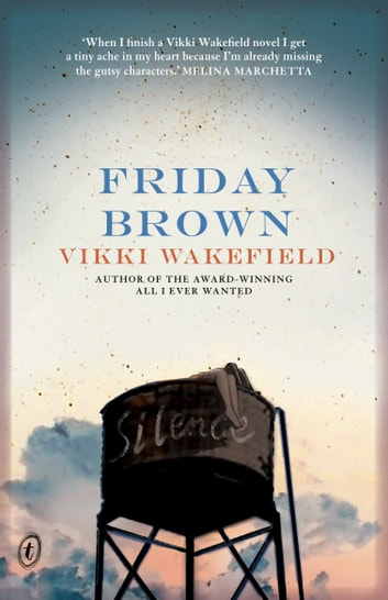 Friday Brown ebook by Vikki Wakefield