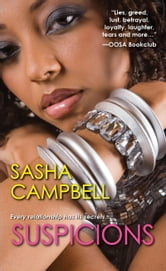 Suspicions ebook by Sasha Campbell