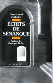 Écrits de Sénanque ebook by Emmanuel Muheim